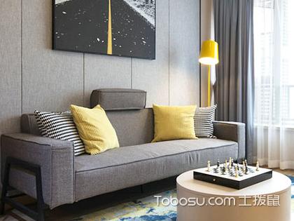 三室两厅现代简约装修案例:10万元打造舒适家居