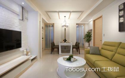 厦门65平米房装修预算案例,小房屋也能尽显诗情画意