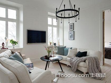 北京120平米房装修预算案例,10万为您带来北欧三居