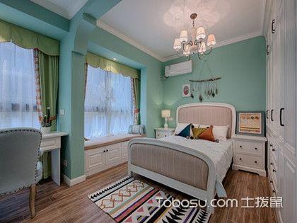 儿童卧室家具摆放有技巧,懂得多才能让孩子赢在起跑线