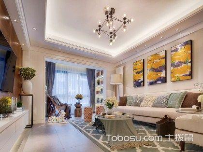 烟台120平米房装修预算,大户型的简约与舒适
