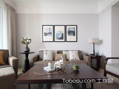 现代风格装修费用分享:绍兴120平米房装修费用