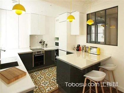 小廚房吧臺裝修效果圖大全,為你打造便利家居生活