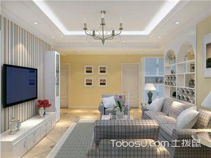 客厅电视柜效果图,多种风格任你欣赏任你选