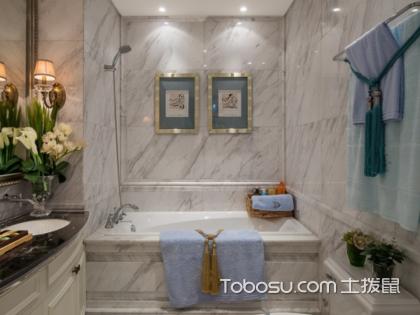 卫生间色彩搭配四大黄金法则,让你的卫生间和别人不一样