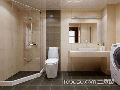 小卫生间瓷砖颜色搭配案例,演绎多种色彩搭配风格