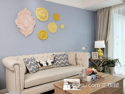 厦门70平米房装修费用仅10万,打造面朝大海的温馨家居
