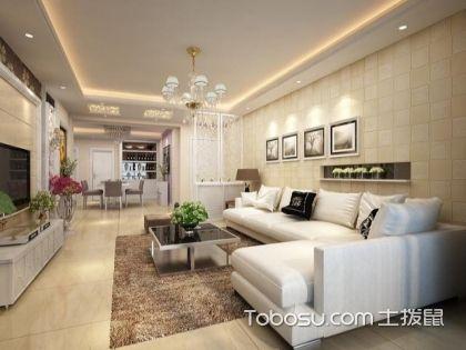 客厅家具摆放效果图,给你一个井井有条的客厅