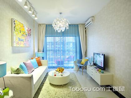 客厅窗帘图片集锦,你家的窗帘选对了吗?