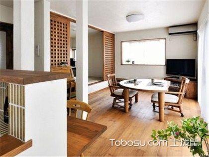 四个日式装修风格家具特点,给你一个清新雅致的家