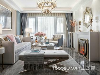 威海120平米房装修费用仅10万,打造面朝大海的浪漫家居