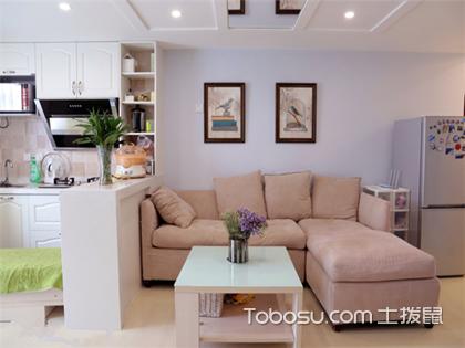 扬州70平米房装修预算,10万打造简美复式小公寓