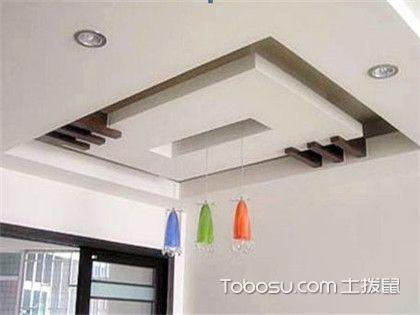 五种厨房吊顶材料性能大PK,你家的吊顶上榜了吗?