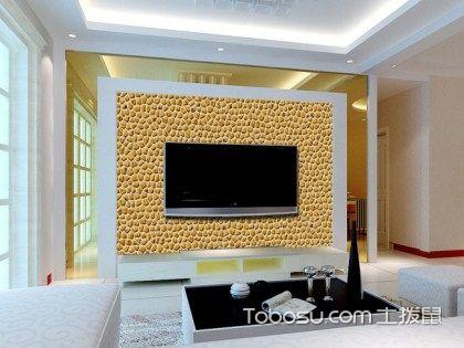 文化石电视背景墙效果图欣赏,你中意哪一款?