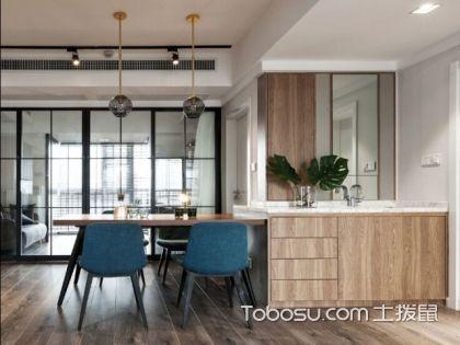 昆山90平米房裝修費用案例賞析,在家也能享受城市的沐光