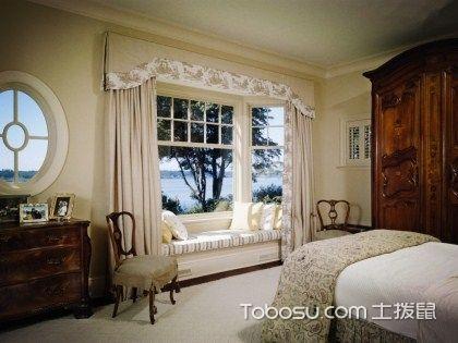 飘窗窗帘效果图欣赏,你最喜欢哪一种?