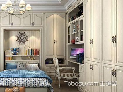 卧室衣柜装修效果图,看一眼你就会爱上它!