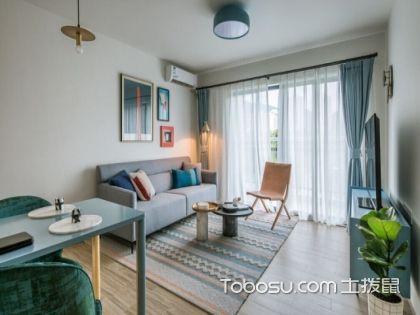 广州65平米房装修费用案例赏析,潮流时尚的loft户型只要15万元