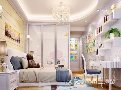 兒童房墻面顏色選擇哪種好?這些誤區要避開