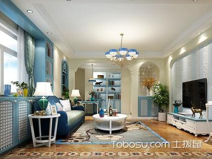 地中海风格客厅家具图片大全,哪款是你的心头爱?