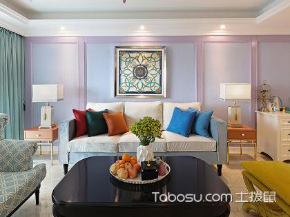 长春70平米房装修费用仅10万,打造四季如春温馨家居