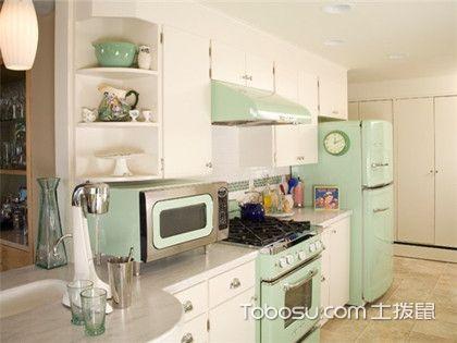 整体厨房设计图赏析,尽享厨房煮妇主义!