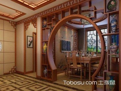 客厅隔断墙装修,原来客厅还能这么装修?