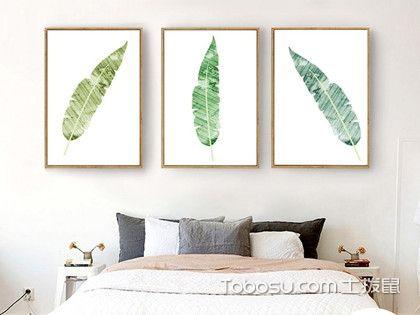 卧室床头装饰画,画里画外话人生!