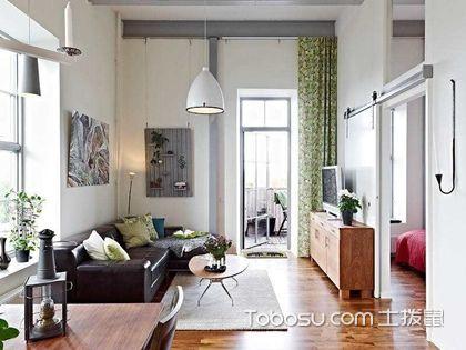 小客厅家具摆放,赏析家具摆放经典案例
