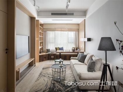 围观昆明70平米房装修费用,原来装修可以这么省