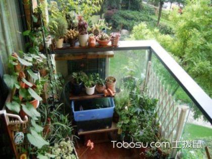 盘点四个小户型阳台花园设计技巧,最后一个你绝对想不到!