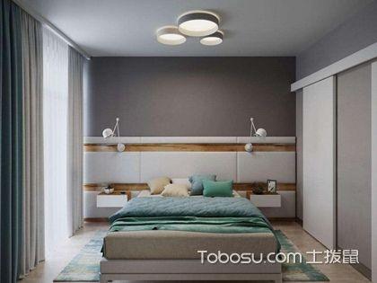 卧室设计实景图,漂亮卧室案例等你来赏