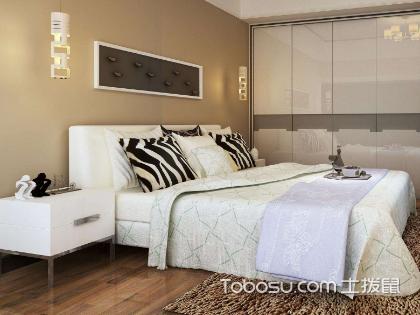 卧室装修设计很头大?把握这四点才能开启美好生活