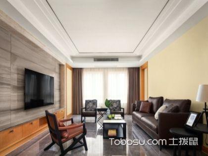 2017年最新客厅简装风格推荐,现代简约装修最适合