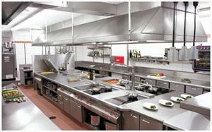 【中央厨房】中央厨房特点,中央厨房怎么设计,怎么建,图片