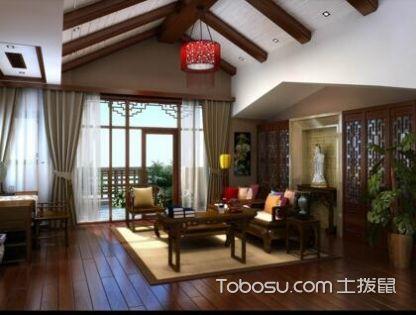 中式别墅客厅装修风格要点,风格与品味的集中体现