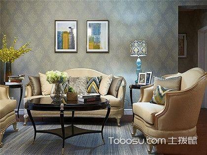 美式古典风格特点详解,一套美式家装案例就能让你明白