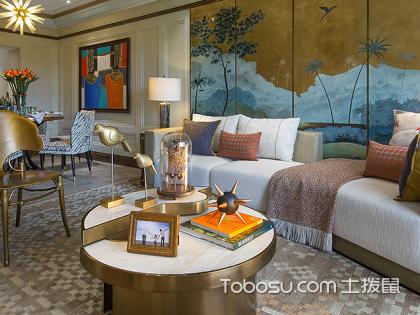 2017最新欧式客厅装修图片大全,有你喜欢的吗?