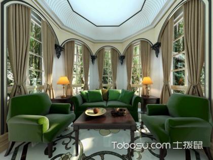 欧式风格客厅装修,华贵高雅不容拒绝