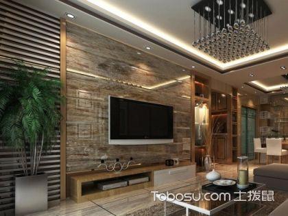客厅装修电视背景墙,三招让客厅风格更有档次