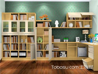 把握定制书柜的设计要点,让你在家也有图书馆
