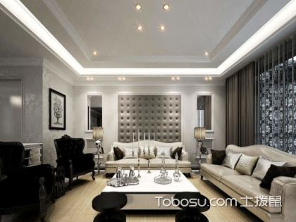 家居装修经验大全,客厅装修吊顶注意事项