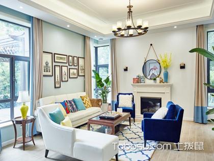家装客厅效果图,这么美的客厅装修案例我先收藏了