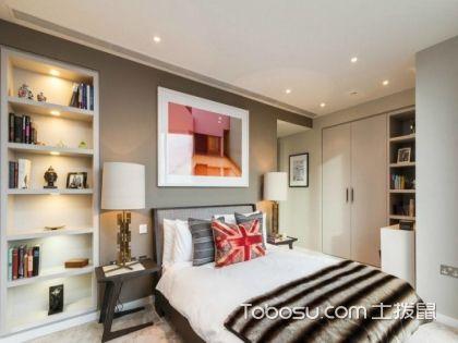温州90平米房装修费用案例赏析,卧室装修是一大亮点
