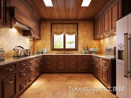 整体厨房效果图,这样的装修图你应该满意吗?