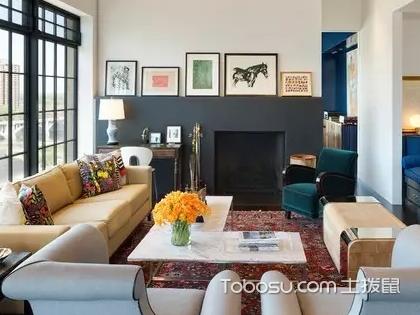 中式客厅装修设计图,你敢于打破常规吗?