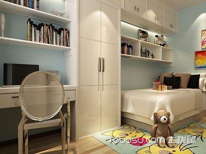 9月最新书柜装修效果图展示,你家的书柜还放书房吗?