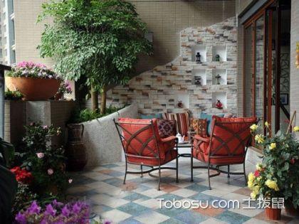 家装设计效果图赏析,这四款阳台装修设计简直绝了!