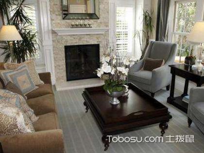 美式风格客厅装修的精髓所在,你不可不知