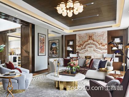 大户型装修案例:扬州120平米房装修预算清单